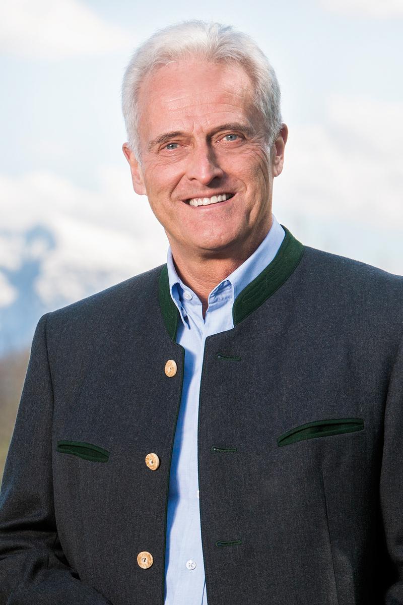 Peter Ramsauer am 20.09. in Trostberg