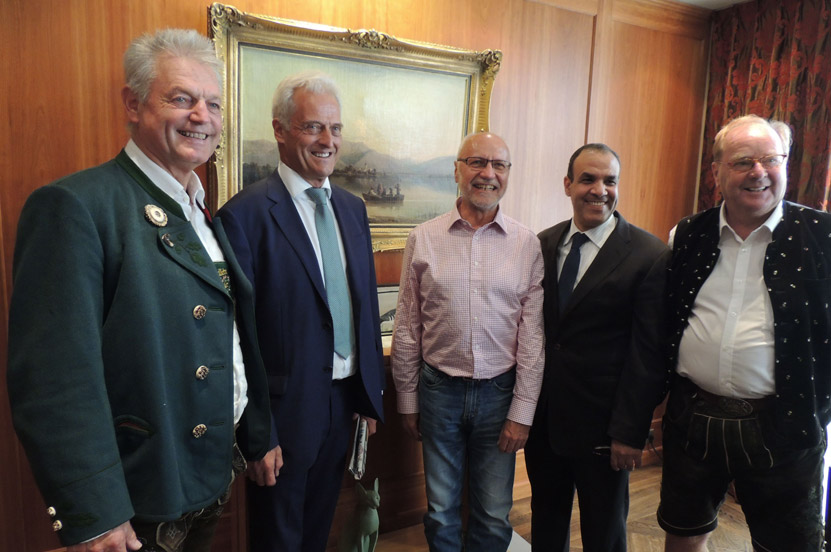 Informationsfahrt CSU-Senioren-Union Traunstein und Berchtesgadener Land