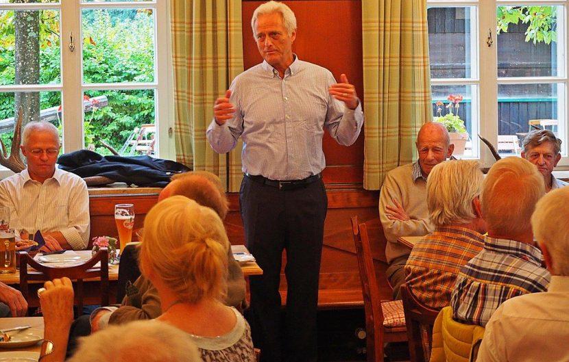Senioren wollen sich in der Politik vertreten wissen