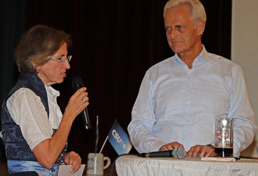 Dr. Peter Ramsauer sprach in Bergen