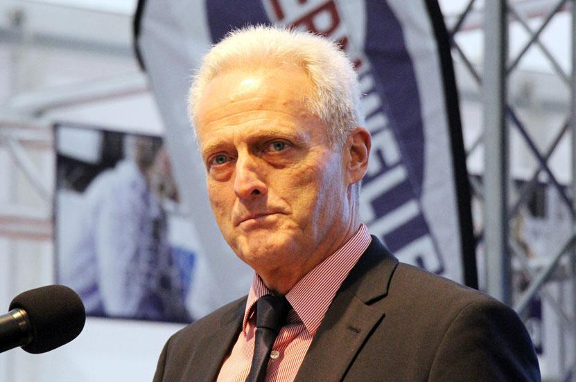 Ramsauer als Vertreter der CSU in den Koalitionsverhandlungen