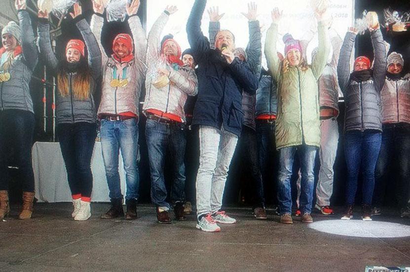 Ramsauer gratulierte heimischen Olympiateilnehmern