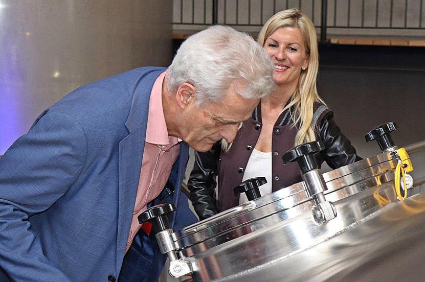 Besuch bei der heimischen Brauerei Camba Bavaria und dem Brauanlagenhersteller Braukon