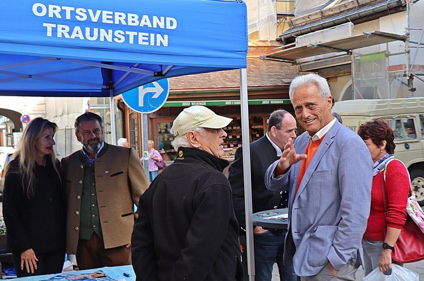 Peter Ramsauer: Unsere Bilanz stimmt!