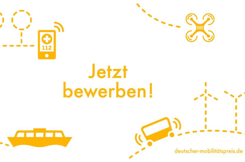 Peter Ramsauer ruft zur Teilnahme auf: Deutscher Mobilitätspreis startet in die vierte Runde